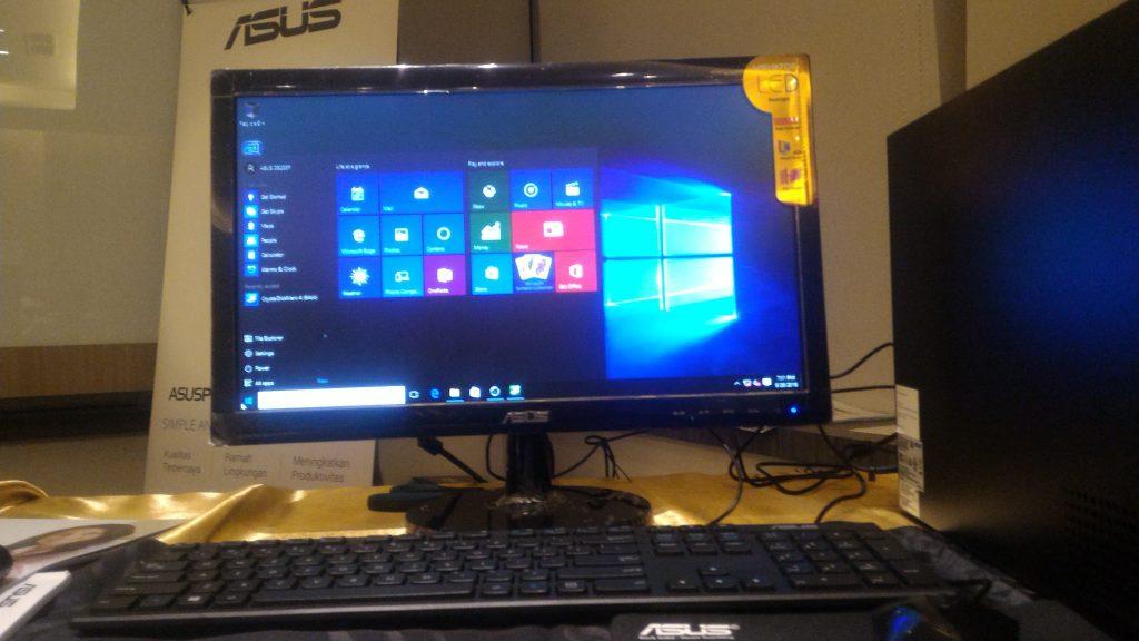 ASUS D320SF: CPU Kecil untuk Pelaku Usaha Kecil yang Ingin mendapatkan Profit Besar