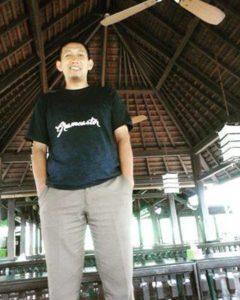 Agus Yani Founder BisaTranslate[dot]com